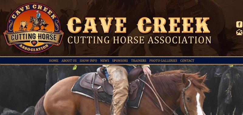 Cave Creek Cutting Horse Association