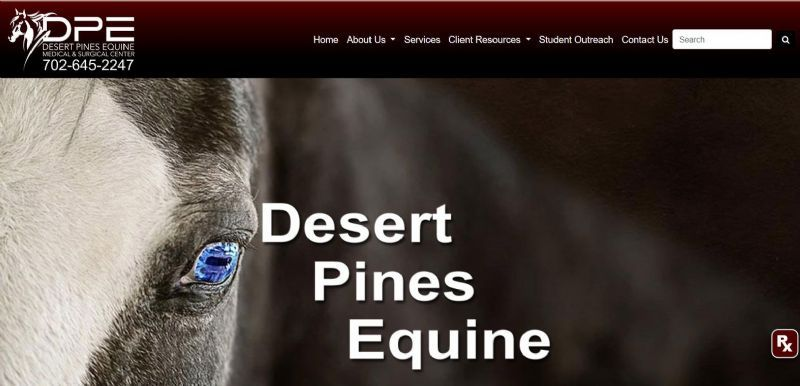 Desert Pines Equine Center