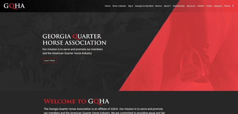 Georgia Quarter Horse Association