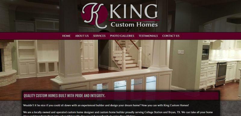King Custom Homes