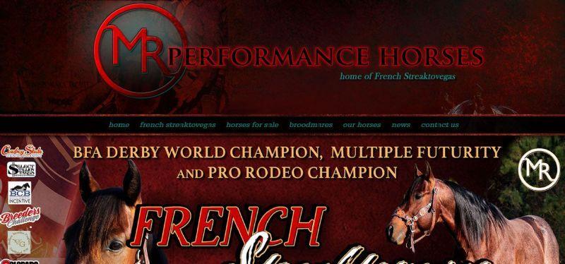 M.R. Performance Horses