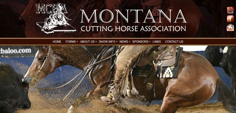 Montana Cutting Horse Assn