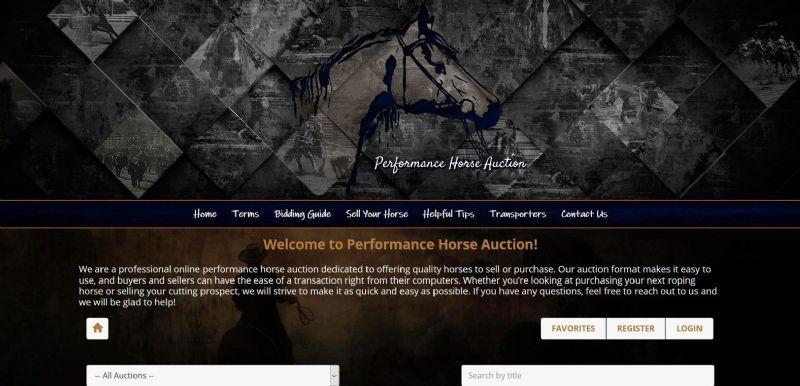Performance Horse Auction LLC