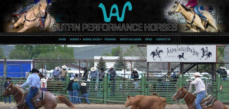 Sutfin Performance Horses