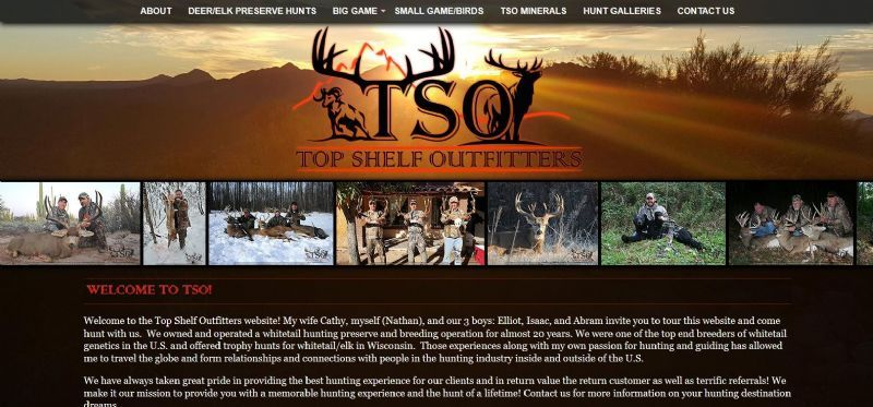 Top Shelf Outfitters