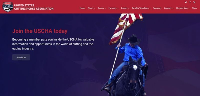 United States Cutting Horse Association