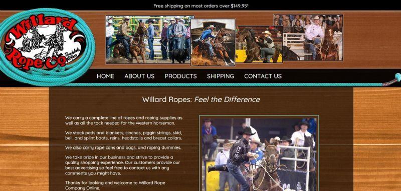 Willard Rope Co.